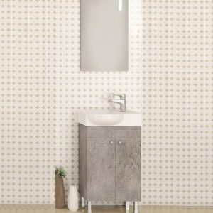 Έπιπλο μπάνιου Drop Litos 45 Granite