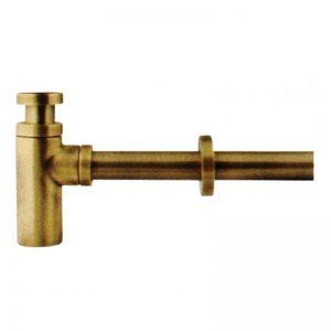 Σιφώνι Νιπτήρα Μπρονζέ Bronze 34-0186
