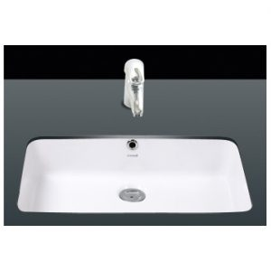 Υποένθετος νιπτήρας μπάνιου Creavit TP730