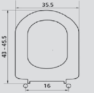 D Shape&#;Κάλυμμαλεκάνης