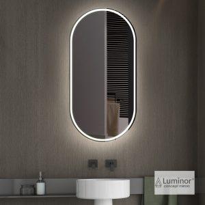 Φωτιζομενος Καθρεφτης Led Luminor Solano 45