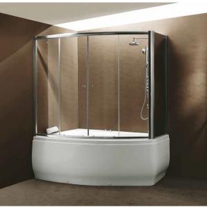 Ασύμμετρη μπανιέρα με καμπίνα K-560