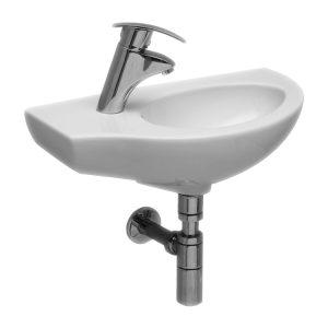 Serel 6742 Κρεμαστός νιπτήρας μπάνιου