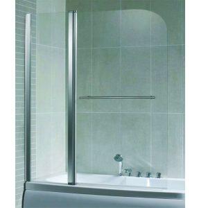 Διαχωριστικό κρύσταλλο μπανιέρας Glass Bath 80-1150