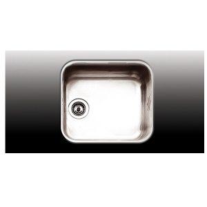 Apell 8445 Ανοξείδωτος Νεροχύτης Κουζίνας Υποκαθήμενος