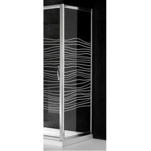 Σταθερό Πλαϊνό Acrilan Wave Side Panel