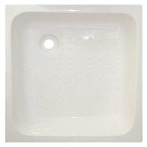 Acryl 80x80 - Τετράγωνη ντουζιέρα ακρυλική