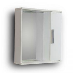 Καθρέπτης μπάνιου Alon White 50R