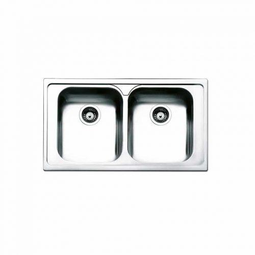 Apell Linear 8530 Ανοξείδωτος νεροχύτης κουζίνας