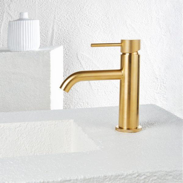 Armando Vicario Industrial Brushed Gold 512010