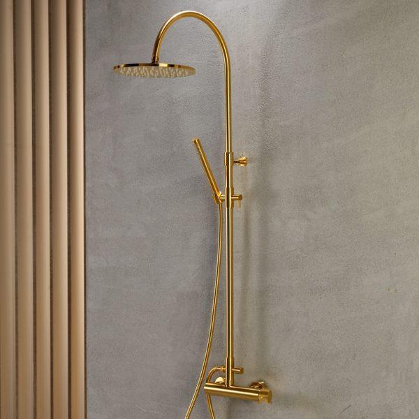 Armando Vicario Industrial Brushed Gold 512065