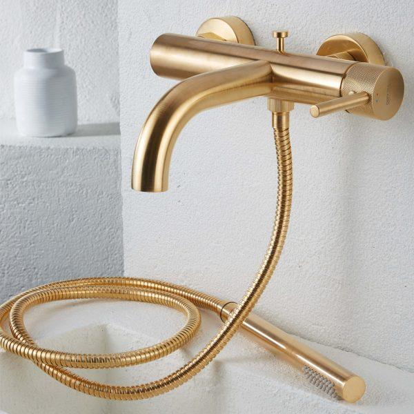 Armando Vicario Industrial Brushed Gold 512100