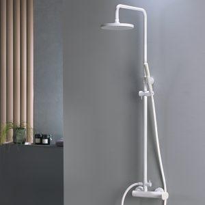 Armando Vicario Slim White Matt 500065