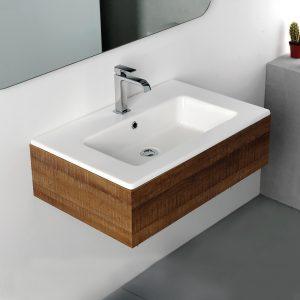 Νιπτήρας Επίπλου Bianco Ceramica Flat 36070