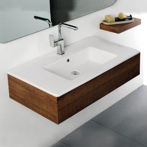 Νιπτήρας Μπάνιου Bianco Ceramica Flat 36090