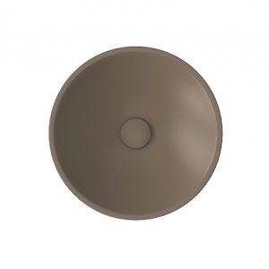 Νιπτήρας Bianco Ceramica Lupo Taupe 33010Bianco Ceramica Lupo Taupe 33010