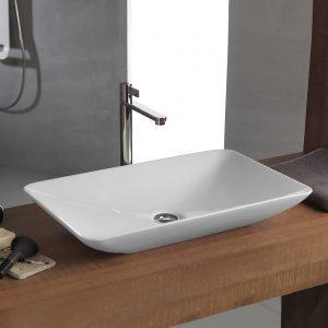 Bianco Ceramica Rio 38060 Επιτραπέζιος Νιπτήρας