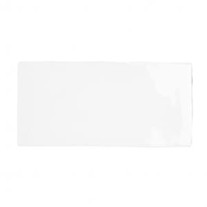 Bronx Bianco 7,5x30 Πλακάκι Τουβλάκι Λευκό