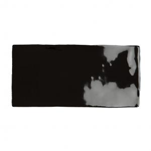 Bronx Negro 7,5x30 Πλακάκι Τουβλάκι Μαύρο