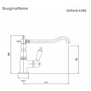 Bugnatese Oxford 6382