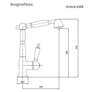 Bugnatese Oxford 6388