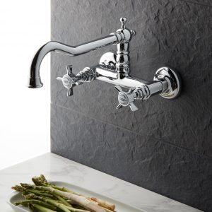 Μπαταρία κουζίνας τοίχου Bugnatese Princeton 852