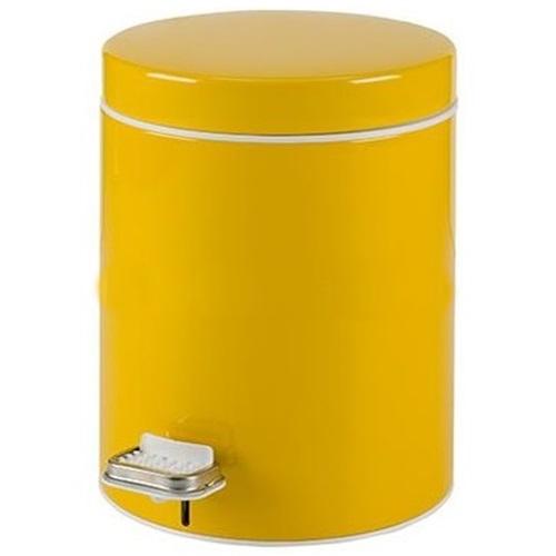 Κίτρινο Χαρτοδοχείο Μπάνιου Colorado Yellow