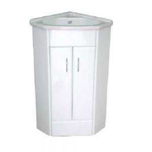 Corner 41 - Γωνιακό έπιπλο μπάνιου