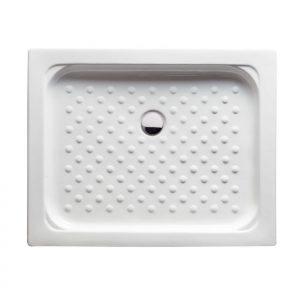 Eco 72×90 – Παραλληλόγραμμη ντουζιέρα πορσελάνης