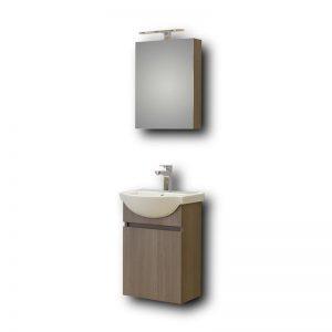 Κρεμαστό Έπιπλο Μπάνιου Eco Plus 45 Harmony