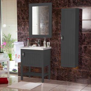 Efe 60 Carbon Έπιπλο Μπάνιου Vintage