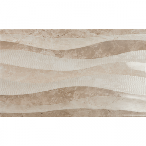 Eleganza Waves Taupe 33,5x55