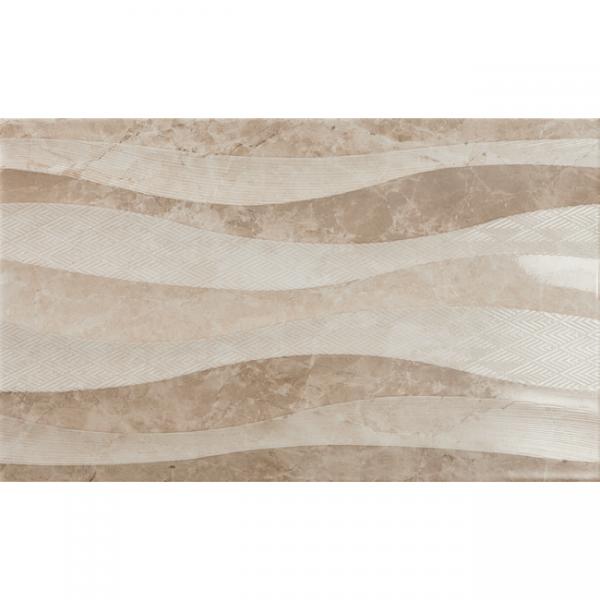 Eleganza Waves Taupe 33,5x55