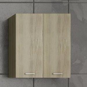 Κρεμαστό ντουλάπι μπάνιου Elm Wood 60