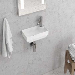 Esvit Litos 2240 Νιπτήρας μπάνιου κρεμαστός