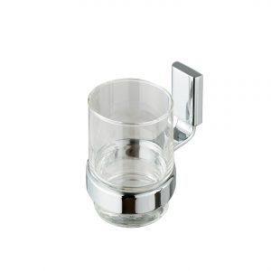 Geesa Aim 8402 Επίτοιχη ποτηροθήκη μπάνιου