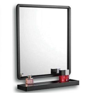 Καθρέπτης Μαύρος Gloria Nerina 38-3600