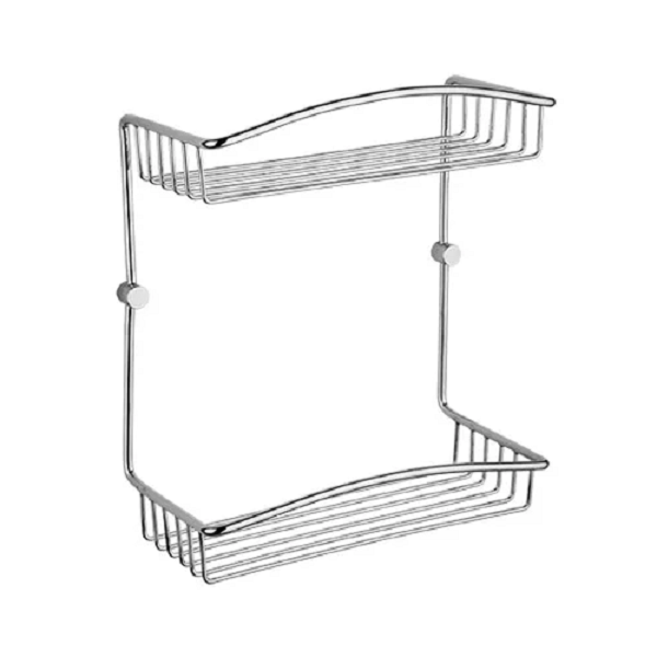 Inox 74062 – Ραφιέρα Διπλή