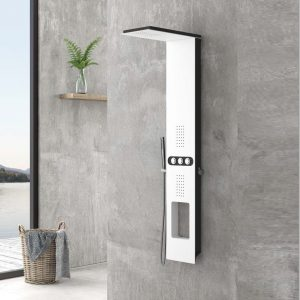 Karag Bianco Nero Touch A7118 Στήλη Υδρομασάζ