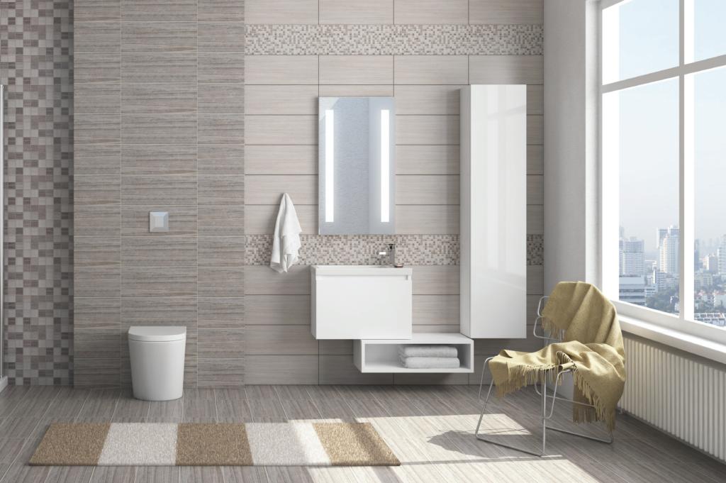 Πλακάκια Μπάνιου Colonial 20x50