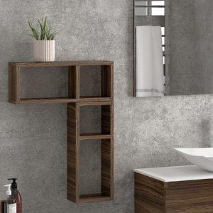 Ραφιέρα μπάνιου Karag Olive 20