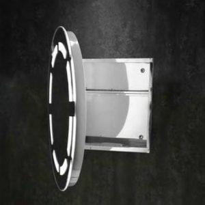 Karag PIC 012 Καθρέπτης Μπάνιου Ανοξείδωτος