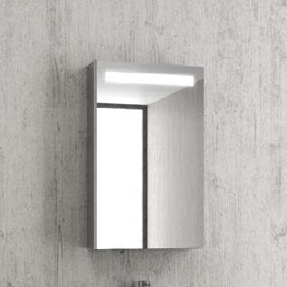 Karag Pic 007 Ανοξείδωτος Καθρέπτης LED
