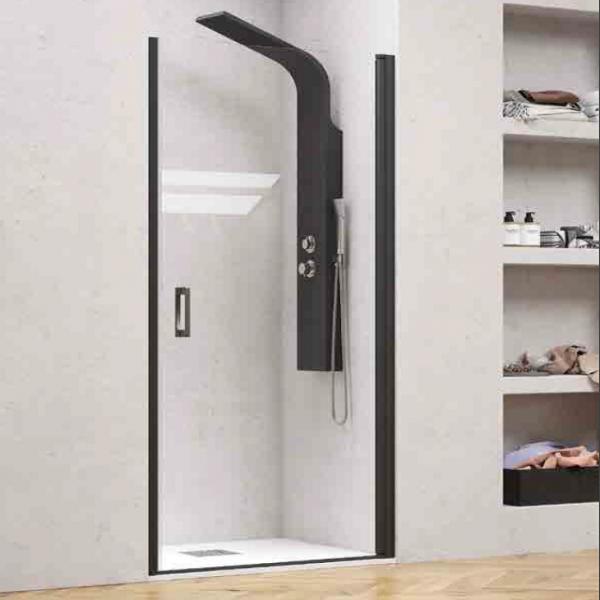 Karag Nero Pivot Porta Clear