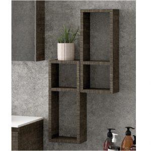 Ραφιέρα μπάνιου Karag Dark Rovere 20
