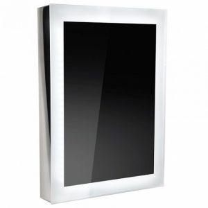 Καθρέπτης LED Από Ανοξείδωτο Ατσάλι Karag Specchi