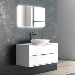 Έπιπλο μπάνιου Karag Super 100 Due