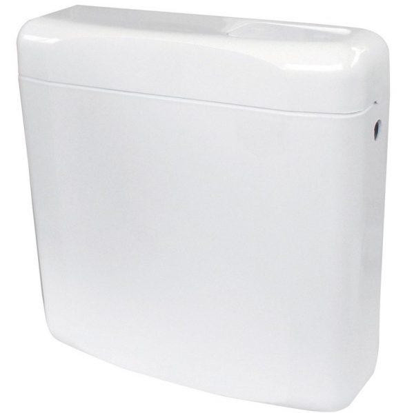 Kariba lux monoblocco - Καζανάκι χαμηλής πιέσεως Λευκό