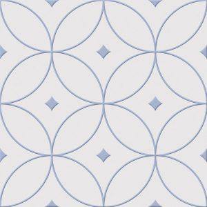 Keros Alhambra Azul 25x25