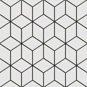 Keros Alhambra Negro 25x25